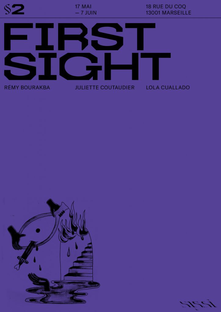 0. AFFICHE FIRST SIGHT2 - SISSI CLUB