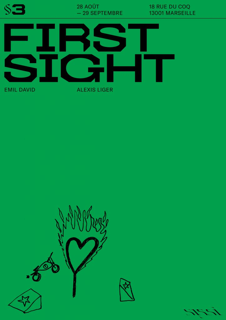 0. AFFICHE FIRST SIGHT3 - SISSI CLUB